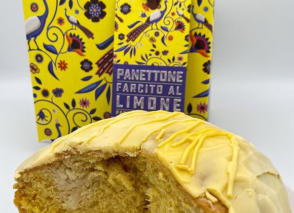 Panettone Farci à la crème de Citron