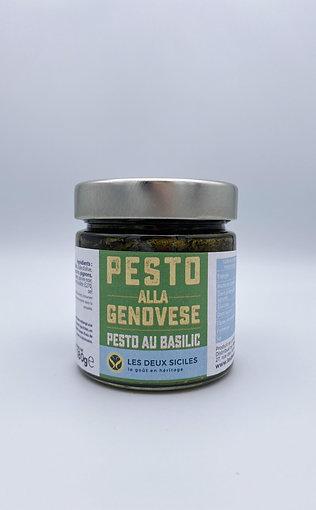 Pesto alla Genovese ( Basilic)