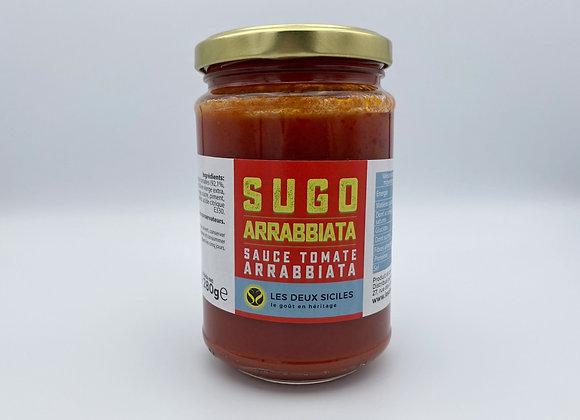 Sauce Tomate Arrabiata