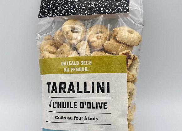 Tarallini au Fenouil