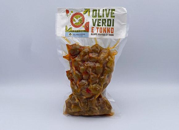 Olive Verdi E Tonno (olives vertes et thon)
