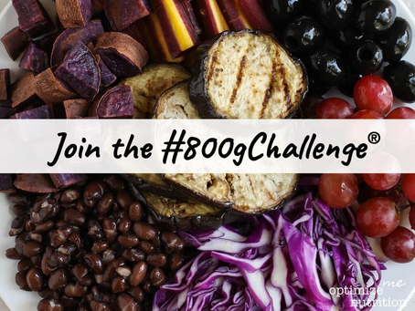 Kick-off 2021 with our Nutrition Challenge! Compete against each other and win prizes!!!