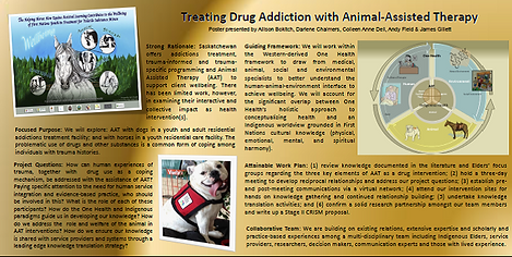 Treating Drug Adiction with Animal Assis