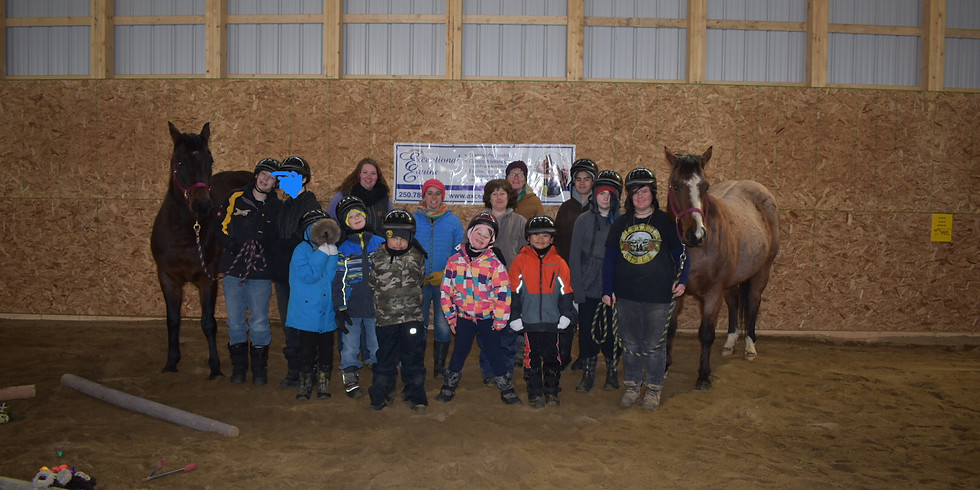 Introductory into Equine Assisted Learning Sessions  (1)