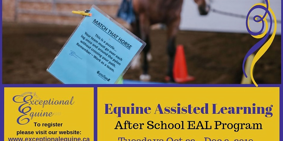 After School EAL 7 Week Program