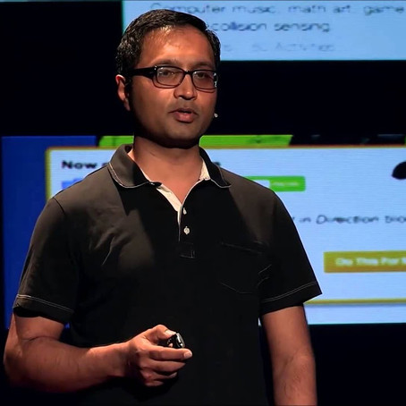 Spotlight On: Tynker CTO & Co-Founder Srinivas Mandyam