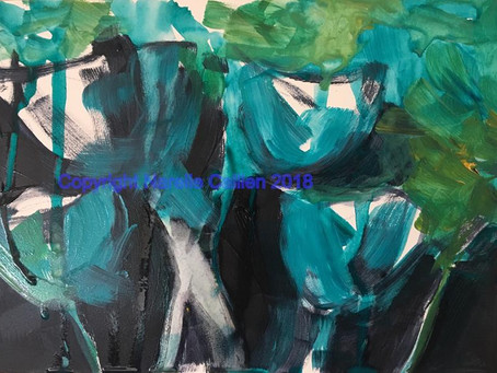 SAATCHI ART Presents...The Callen Collective
