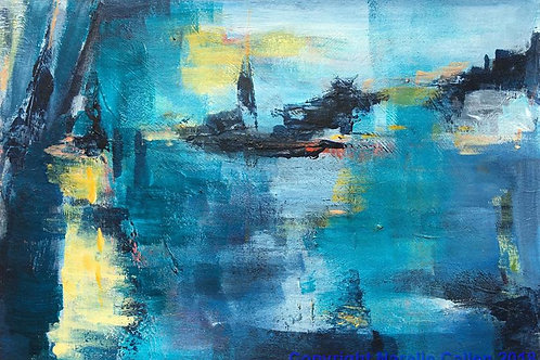 Harbour View - Limited Edition Print