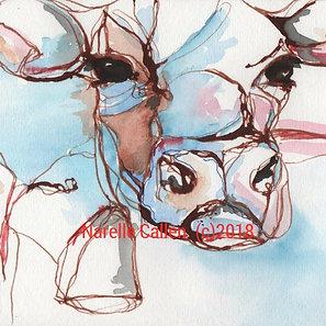 Jersey Bell - Fine Art Print