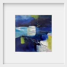 Narelle Calle - A Bay of Shining Light Framed.jpg