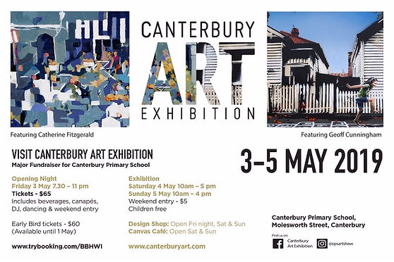 Canterbury Art Exhibition Invitation .jp