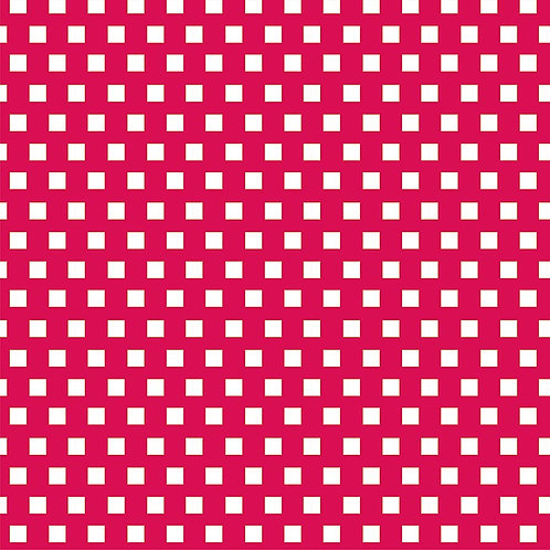 Red and White Squares