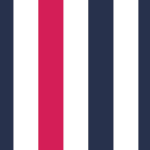 Red White Blue Signal