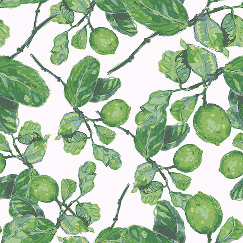 Lime Tree White