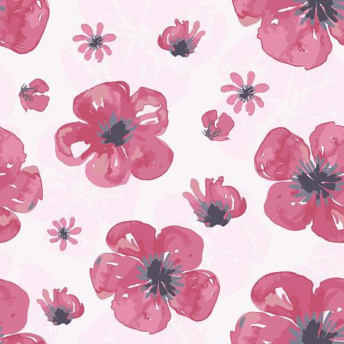 Floral Lollypop