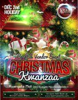 Christmas/Kwanzaa POPUP