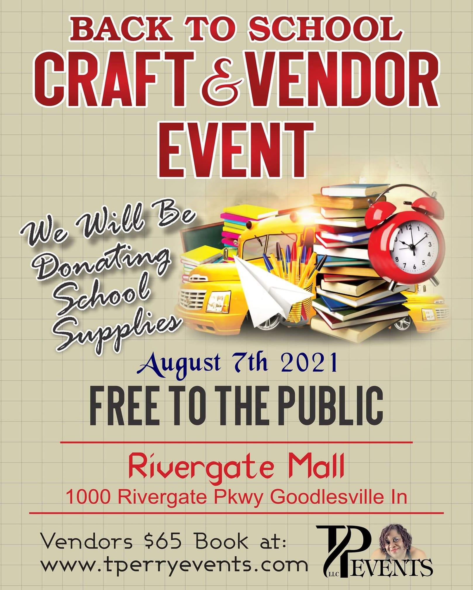 Aug 7th  vendors