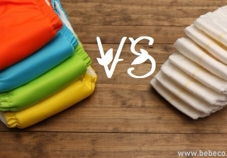 Couches jetables vs. Couches lavables
