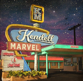 Kendell Marvell 2017 Lowdown and Lonesome