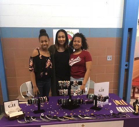 Girls Empowerment Symposium host by Girl Scout Troop 476