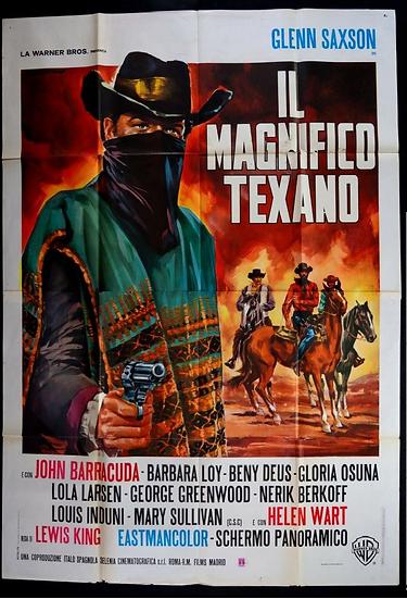 O Magnifico Texano