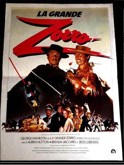 Zorro-As Duas Faces Do Zorro