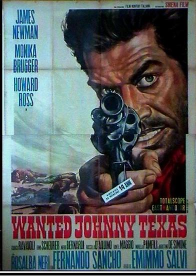 Procurado Johnny Texas
