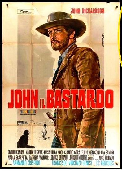 John - O Bastardo