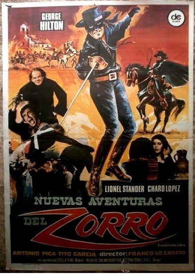 Zorro - George Hilton