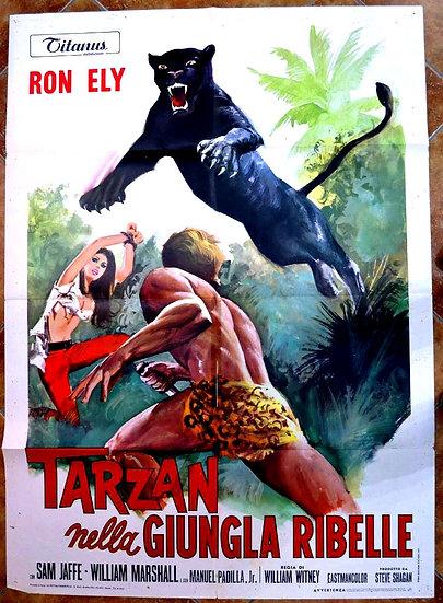 Tarzan O Rebelde Da Selva