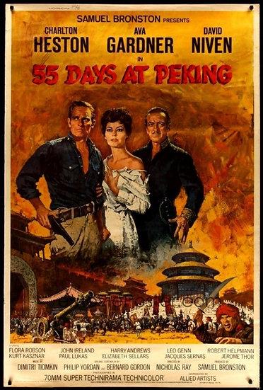 55 Dias em Pequim