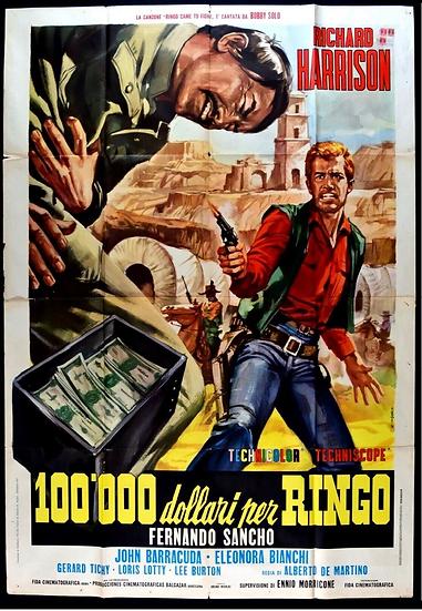 100 Mil Dólares Para Ringo