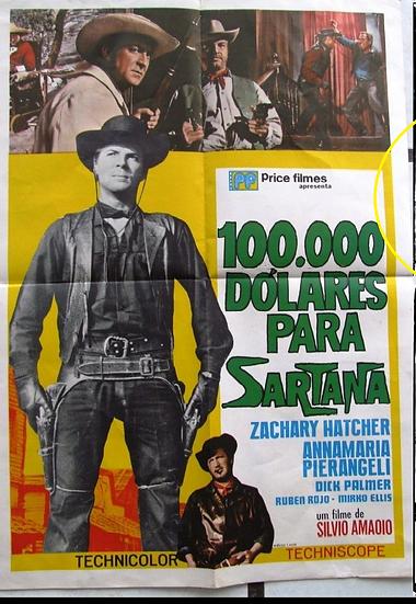 100 Mil Dólares Para Sartana