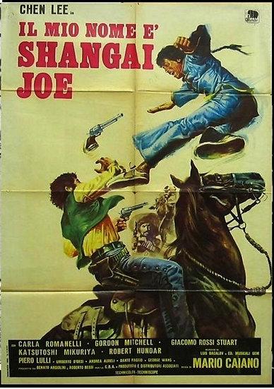 Meu Nome é Shangae Joe