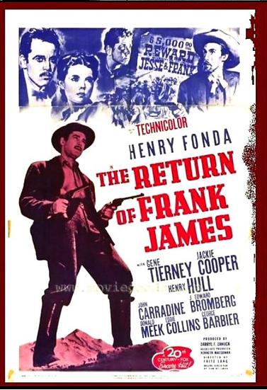 A Volta de Frank James