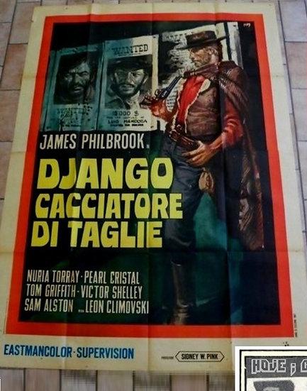 Django  Caçador De Bandidos
