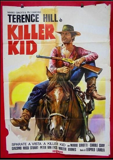 Killer Kid - Morto Ou Vivo