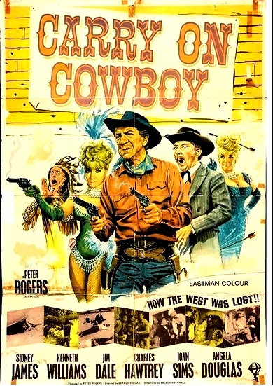 Com Jeito Vai Cowboy