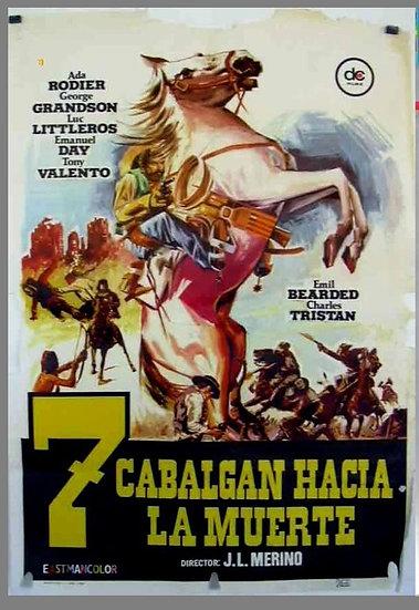 7 Cavalgam Até A Morte