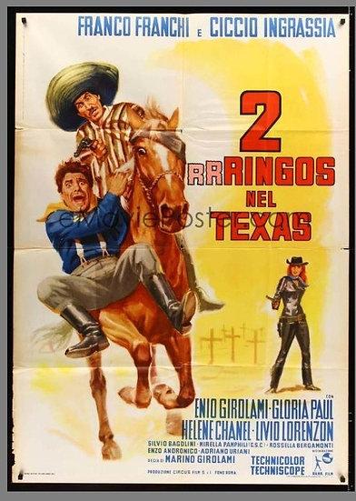 2 Rrringos No Texas