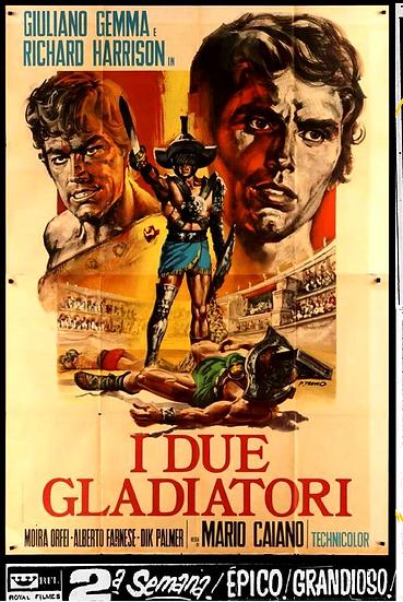 Os Dois Gladiadores