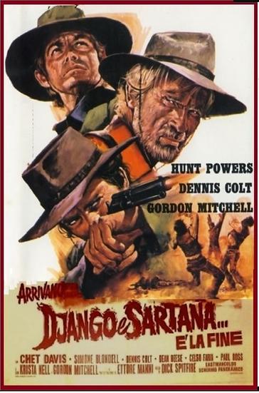 Django e Sartana - No Dia da Vingança