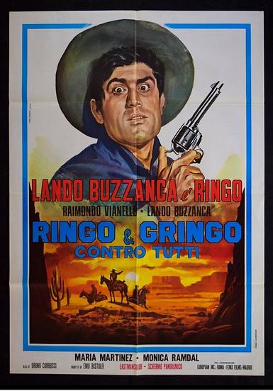 Ringo e Gringo Contra Todos
