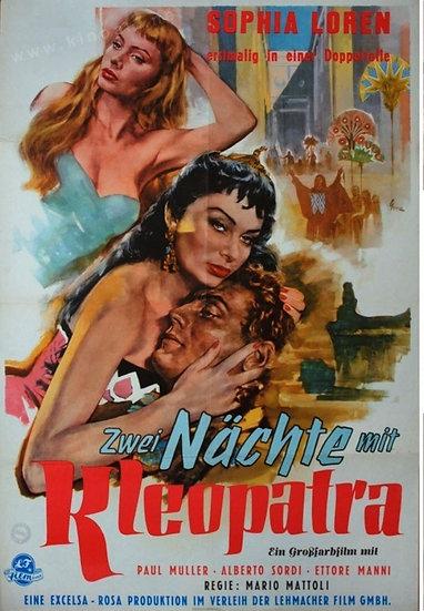 Duas Noites com Cleópatra