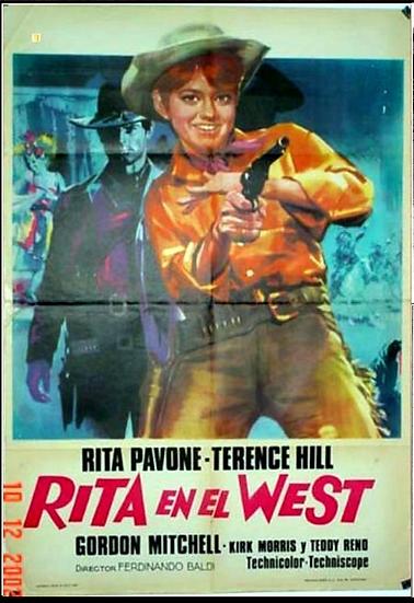 Rita No Oeste