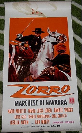 Zorro - Nadir Moretti
