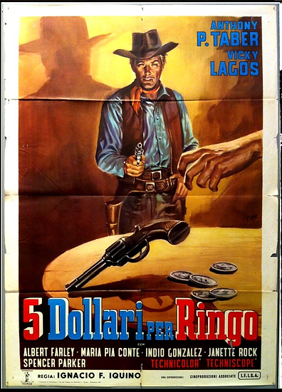 5 Dólares Para Ringo