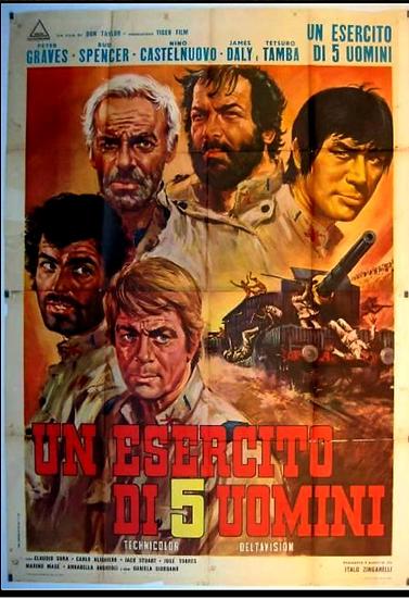 O Exército De 5 Homens
