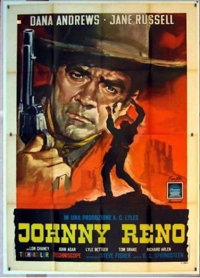 Johnny Reno - Duelos No Oeste