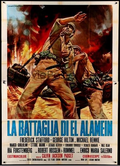 A Batalha de El Alamein